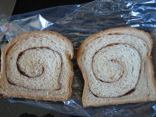 cinnanmon slice bread