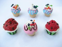 Fruit Cupcakes photo by accetera