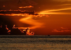 Florida Keys sunset :) photo by ℙαґḯṧḯ℮ηηε