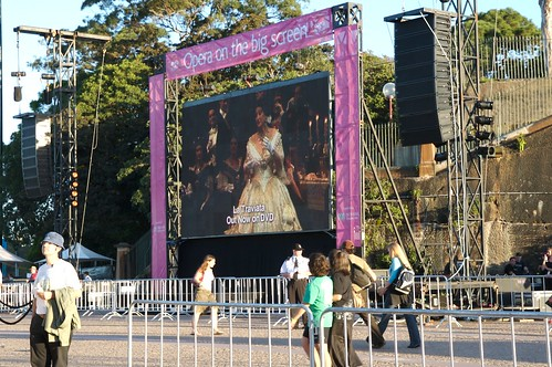 opera on the big screen