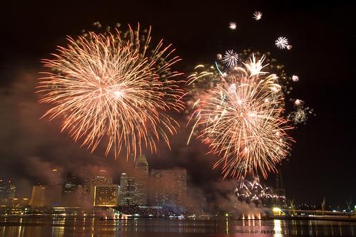 Fireworks Celebrations 2007 - #7