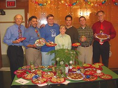 Men's Cookie Exchange