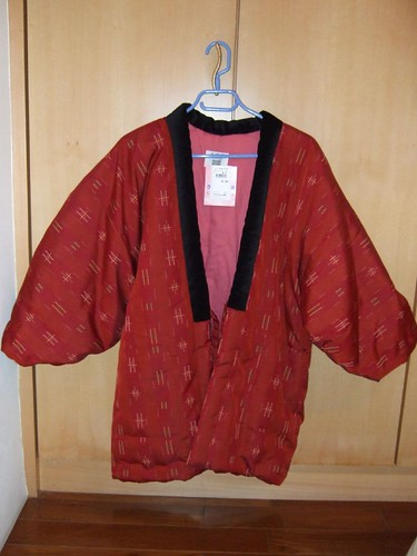 Jusco 買的日式女用大棉外套