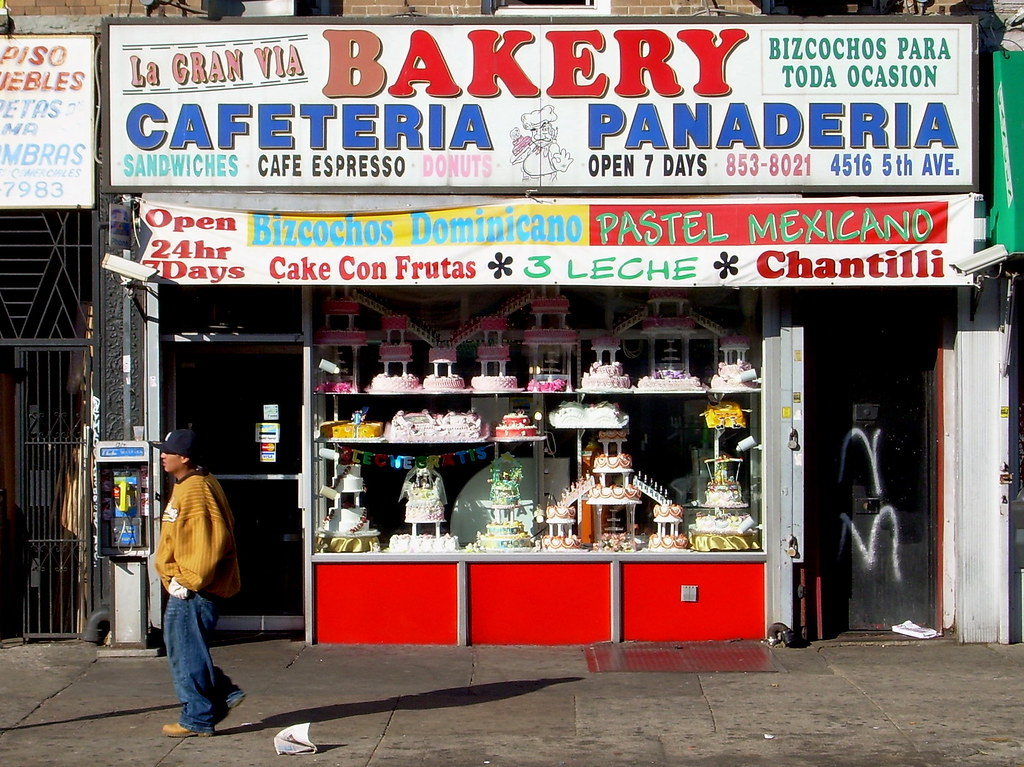 bakery, sunset park