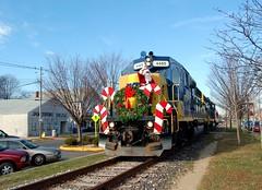 CSX Santa Train
