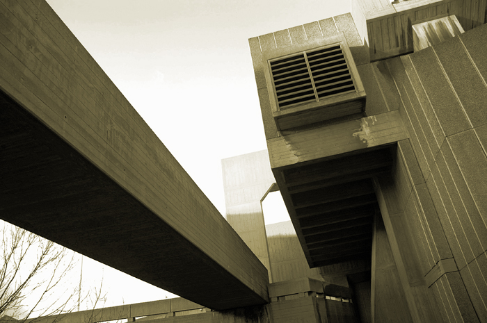 Hayward Gallery:: Click for previous photo