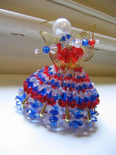 patriotic fairy