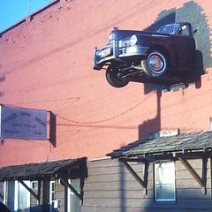 Car dealership, Memphis, Missouri