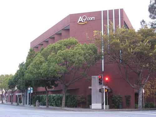 A9.com in Downtown Palo Alto