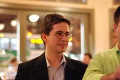 Washington D.C. Blogger Dinner @ Open City - Constantin Basturea
