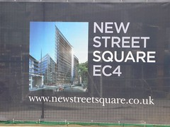 new street square - artists impression