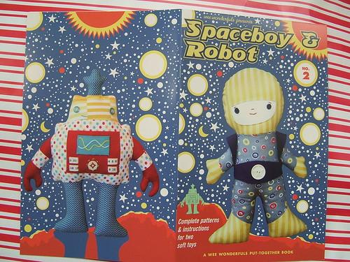 Spaceboy & Robot