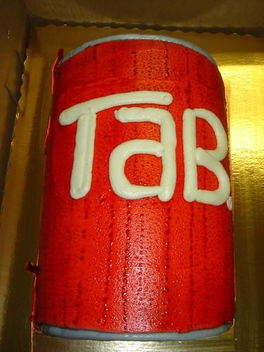 Fantastic TaB cake!