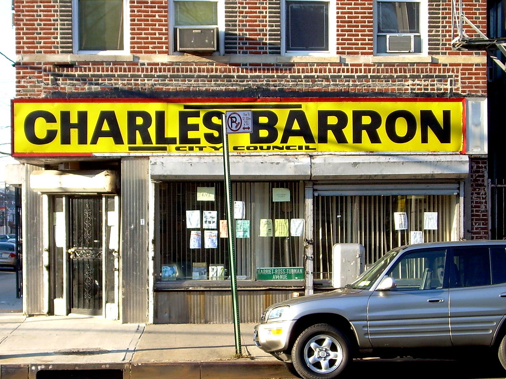 barron office, east new york