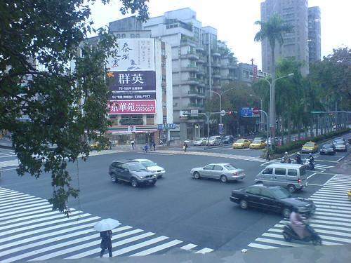 仁愛路&金山南路
