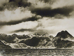 The Cuillins, Isle of Skye, Scotland 2009 (Lith Print) photo by Martins Photo Scrap Book