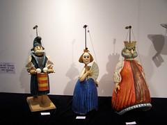 Marionetas con historia