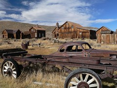 Low riders in Bodie photo by Bodie Bailey