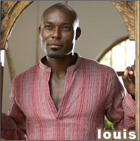 Fantastic Four [#002]: Four Guys We Love: Jimmy Jean Louis
