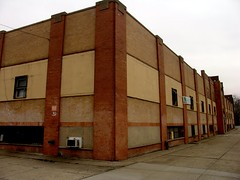 The old Casket Factory