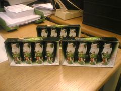 Kleine grüne Männchen auf Lothringen?