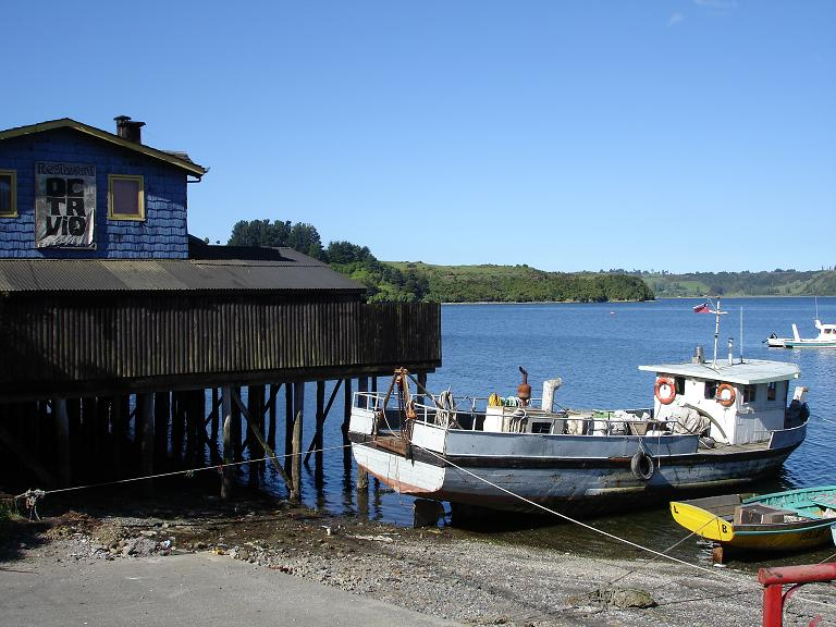Chiloe Water