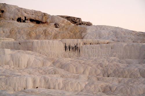 凍結的瀑布