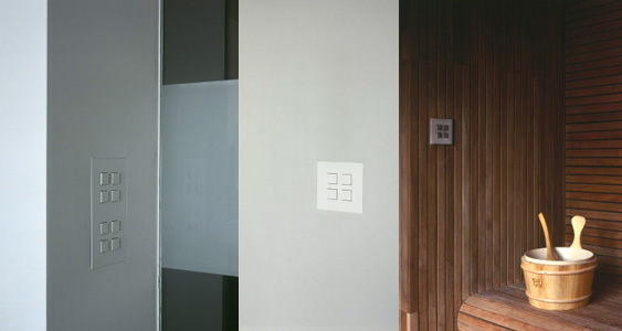 Examples of Lithos light switches