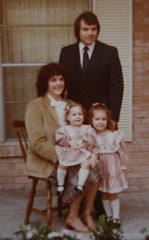 my family in 1981