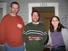 Britt, Josh and Ellen
