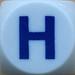 Boggle Letter H