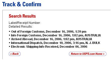 UPS tracking customs 2