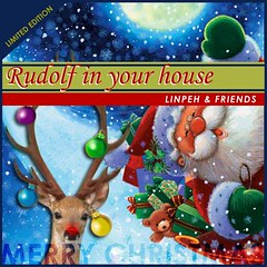 Rudolf In Your House CD Cover