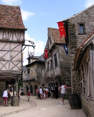 Medieval Village - Puy du Fou photo by Taylor Dundee
