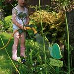 Watering my garden<br/>10 Jun 2007