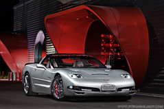 Chevrolet Corvette C05 with custom interior photo by Stefan Solakov