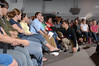 Saint Anselm College Students Ask Questions During Mitt Romney Town Hall Meeting