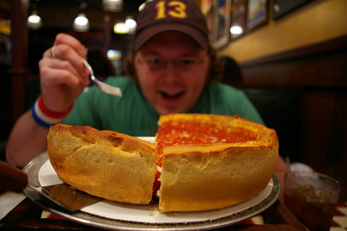 chicago deep dish (by barnhizzle)