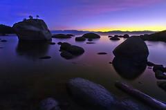 Bonsai Rock Twilight photo by David Shield Photography