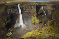 Haifoss photo by sveinn71