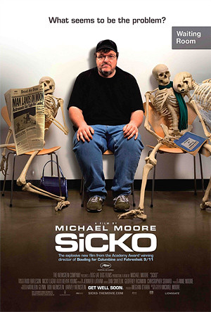 michael moore sicko-poster-2