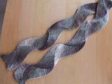 Kureopatora's Snake Scarf