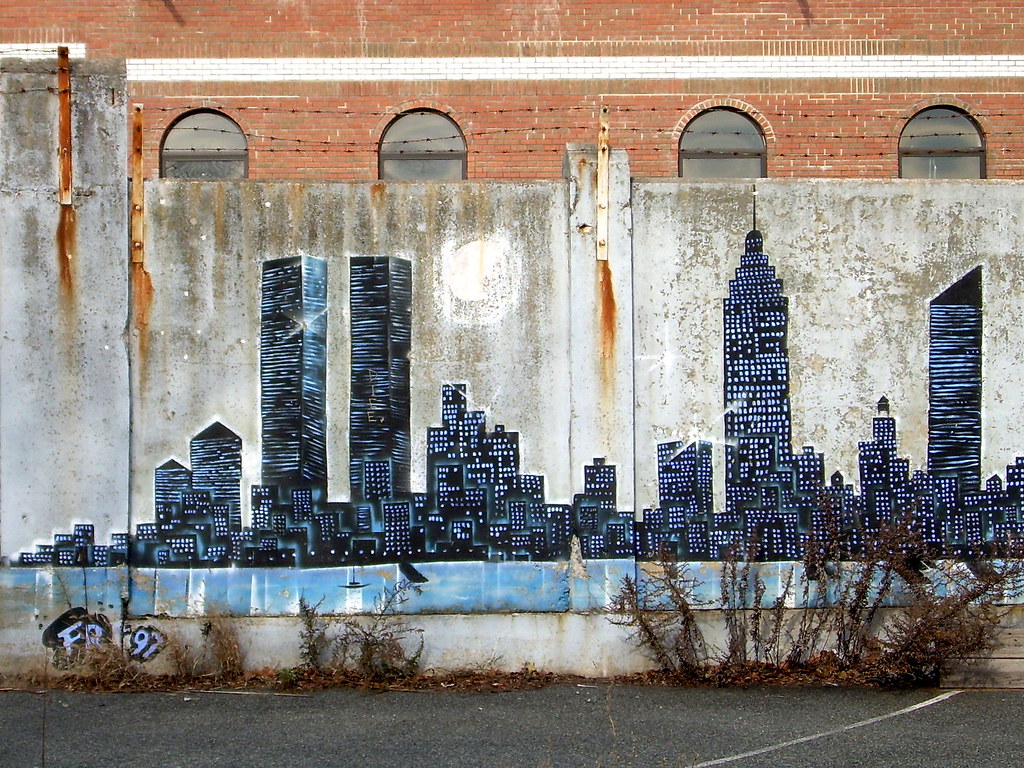 mural, east new york