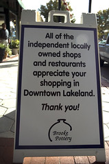 Independent Locally Owned Shops
