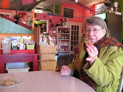 Mom inside Bleeding Heart Bakery - 1.jpg