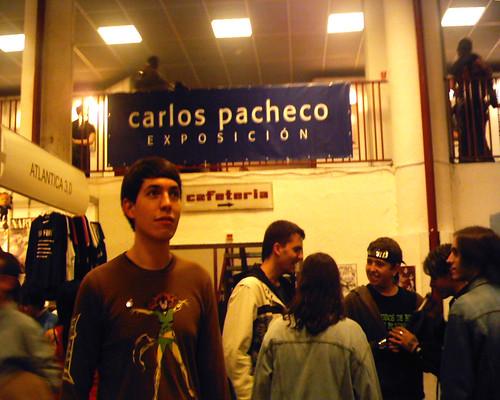 Luisru cartel Carlos Pacheco