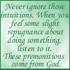 Rumi Premonitions from God