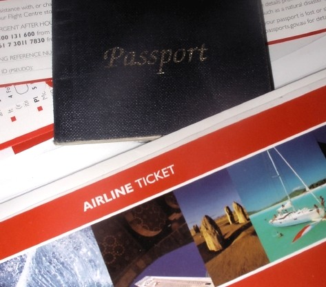 Tickets & Passport