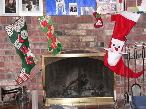 Everyone's stockings