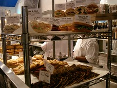 Sullivan St Bakery Pizza Dean Deluca Midtown Lunch